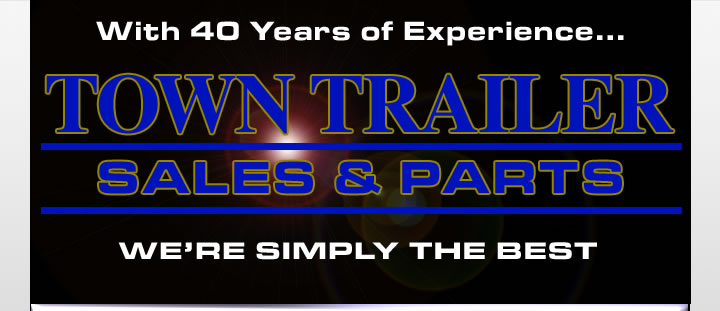 Town Trailer - Sales and Parts